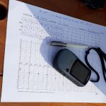 Deviationstabelle mit GPS