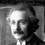 Albert Einstein. Quelle: Wikipedia.