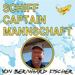Schiff-Captain-Mainnschaft