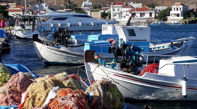 Segeln in Griechenland, Teil 1